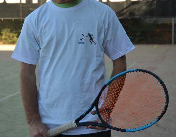 Unilever Rexona Tsitsipas T shirt