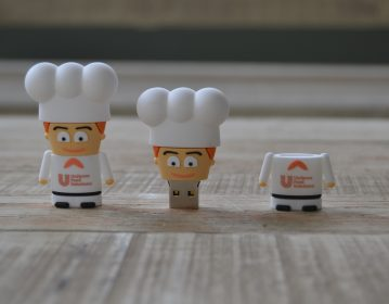 Unilever Unilever Food Solutions Custom Design Chef Usb 1