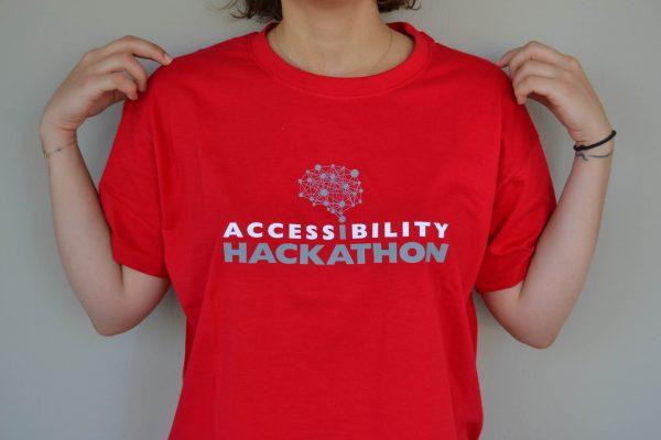 Ευγενίδου Hackathon Μπλούζα