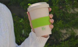 ACS Bamboo Travel Mug