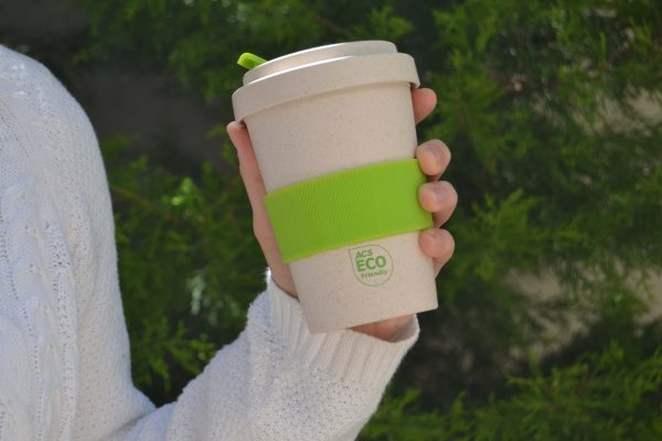 ACS Bamboo Travel Mug