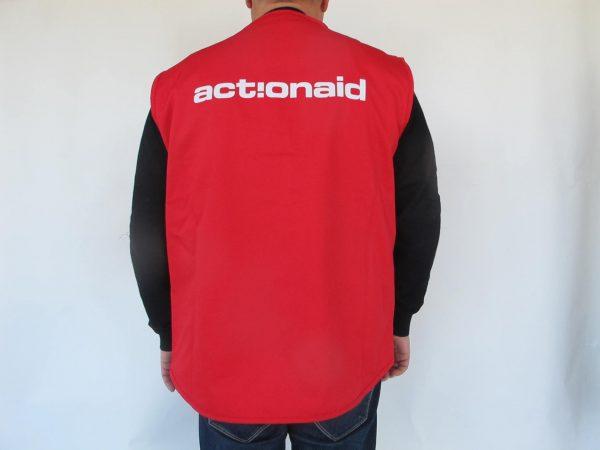 Actionaid Γιλέκο Εθελοντών