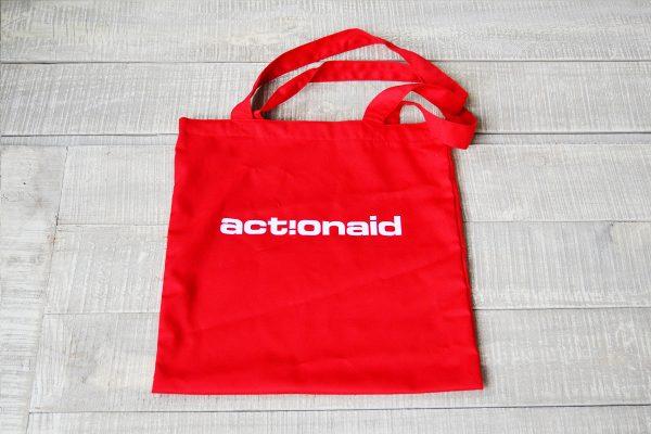 Actionaid Υφασμάτινη Τσάντα