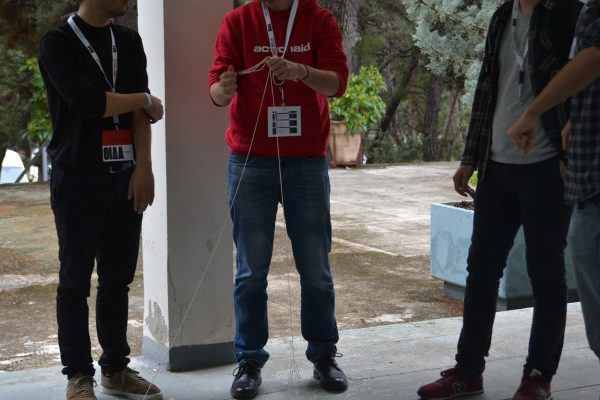 Actionaid at TEDxNKUA 2