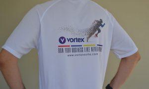Data Consulting Vortex Τεχνητή Μπλούζα για Τρέξιμο