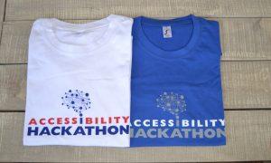 Eugenides Foundation Hackathon T shirts