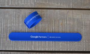 Google Βραχιόλι Σιλικόνης