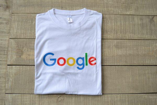Google Μπλούζα