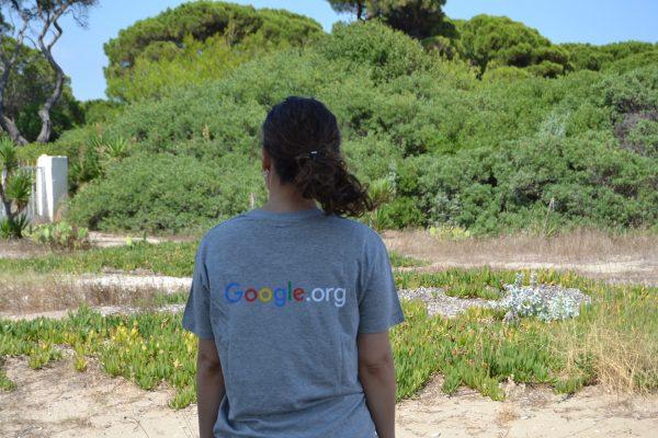 Google Google Serve Μπλούζα 2