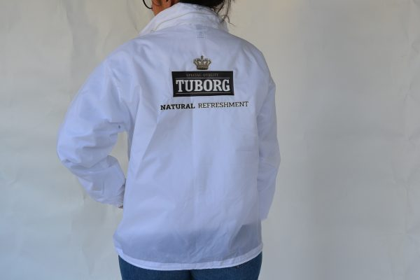 Guarantee Tuborg Αντιανεμικό Μπουφάν Πορωθητριών