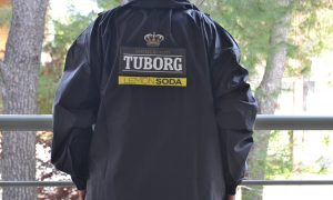 Guarantee Tuborg Αντιανεμικό