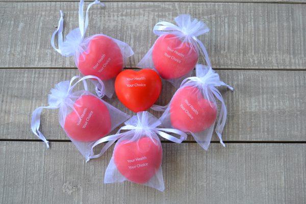 Henkel Αντιστρές σε Σχήμα Καρδιάς
