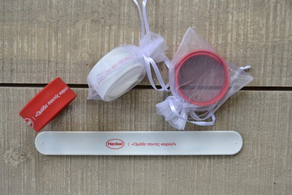 Henkel Βραχιόλι Σιλικόνης σε Συσκευασία Δώρου