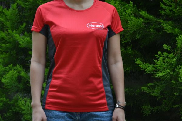 Henkel τεχνητή μπλούζα για Μαραθώνιο