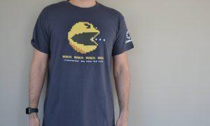 Instructure Pacman Μπλούζα