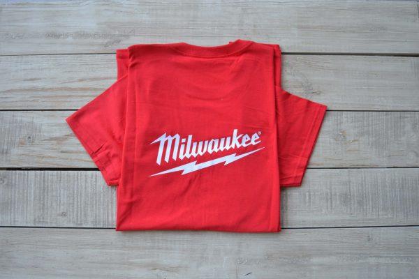 TTI Milwaukee Μπλούζα Πίσω