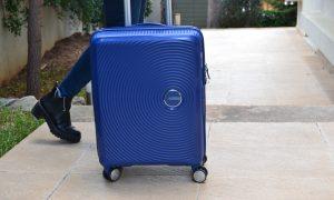 Unilever American Tourister Βαλίτσα με Ρόδες για το Αεροπλάνο