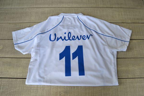 Unilever Dove Men Care Μπλούζα Ποδοσφαιρικής Ομάδας Πίσω
