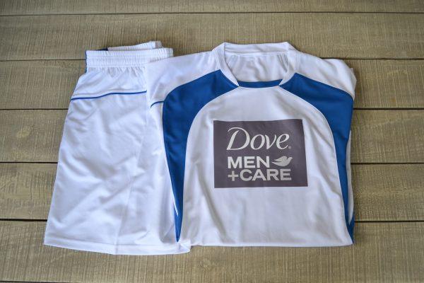 Unilever Dove Men Care Στολή Ποδισφαιρικής Ομάδας