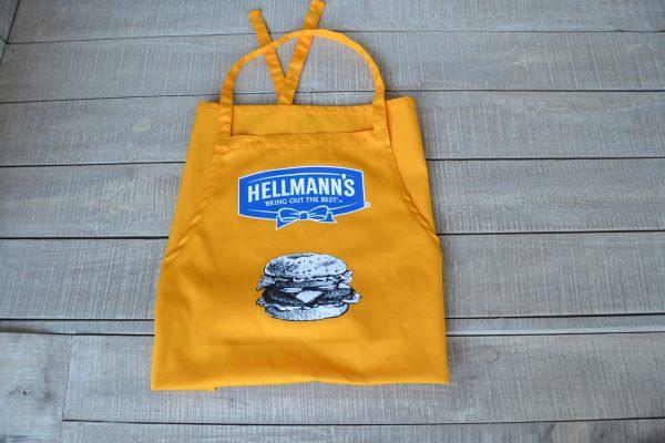 Unilever Hellmanns Ποδιά