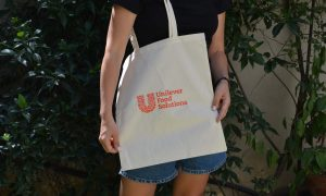 Unilever Unilever Food Solutions. Υφασμάτινη Τσάντα