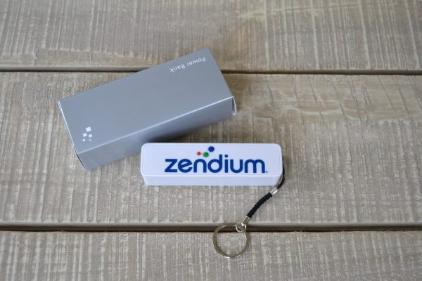 Unilever Zendium Εξωτερική Επαναφορτιζόμενη Μπαταρία Power Bank