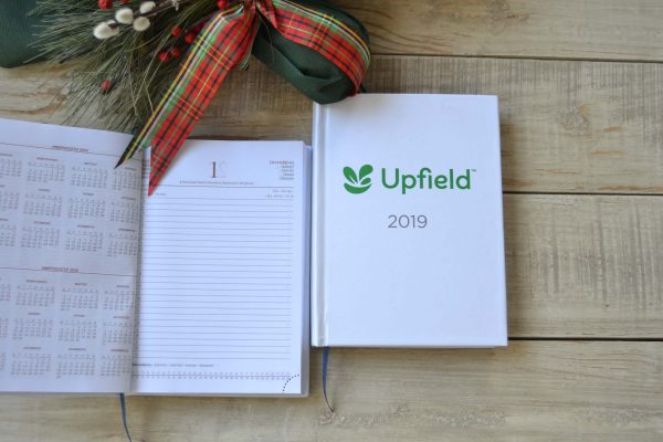Upfield Ημερήσιο Ημερολόγιο 2019