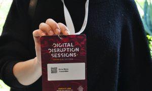 Valuecom Digital Disruption Session Κορδόνι Λαιμού Καρτελάκι