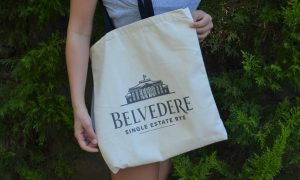 Valuecom Vodka Belvedere Tote Bag