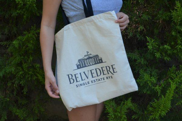 Valuecom Vodka Belvedere Tote Bag