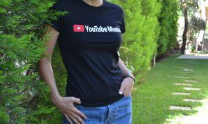 Youtube Μπλούζα