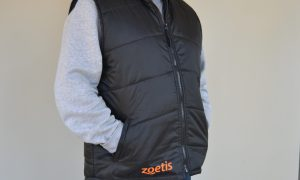 Zoetis καπιτονέ γιλέκο