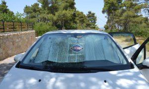 ΚΡΙ Ηλιοπροστασίες Αυτοκινήτου
