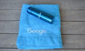 Google Πετσέτα Παραλίας Θερμός