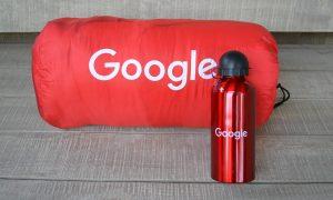 Google Υπνόσακος Παγούρι Νερού