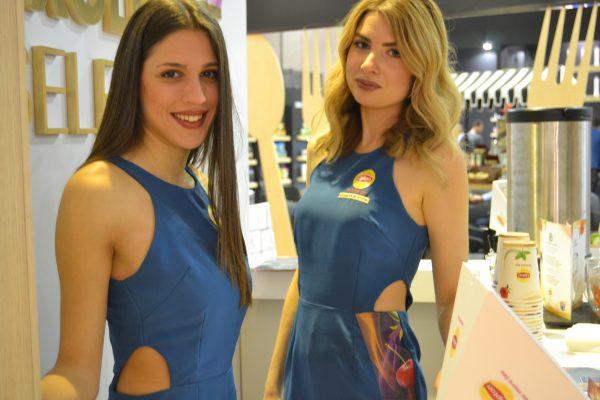 Unilever Lipton Φόρεμα Προωθητριών HO.RE .CA .