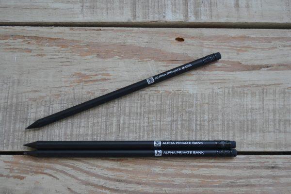 Alpha Private bank μολύβι