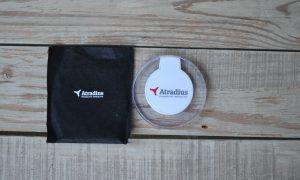 Starco Atradius Ασύρματος Φορτιστής Κινητών σε Τυπωμένη Θήκη