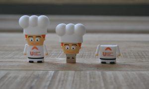 Unilever Σεφ Usb Σχεδιασμένο Ειδικά για τη Unilever Food Solutions