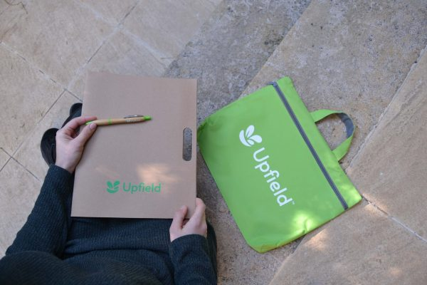 Upfield τσάντα folder στυλό συνεδρίου