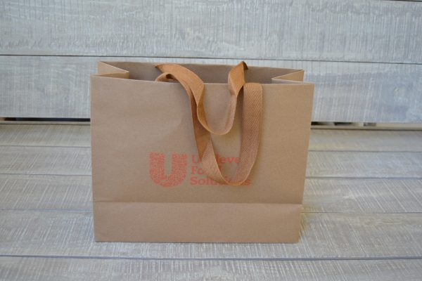 Unilever Food Solutions paper bag