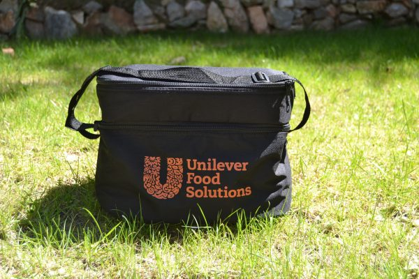 Unilever Food Solutions cooler bags