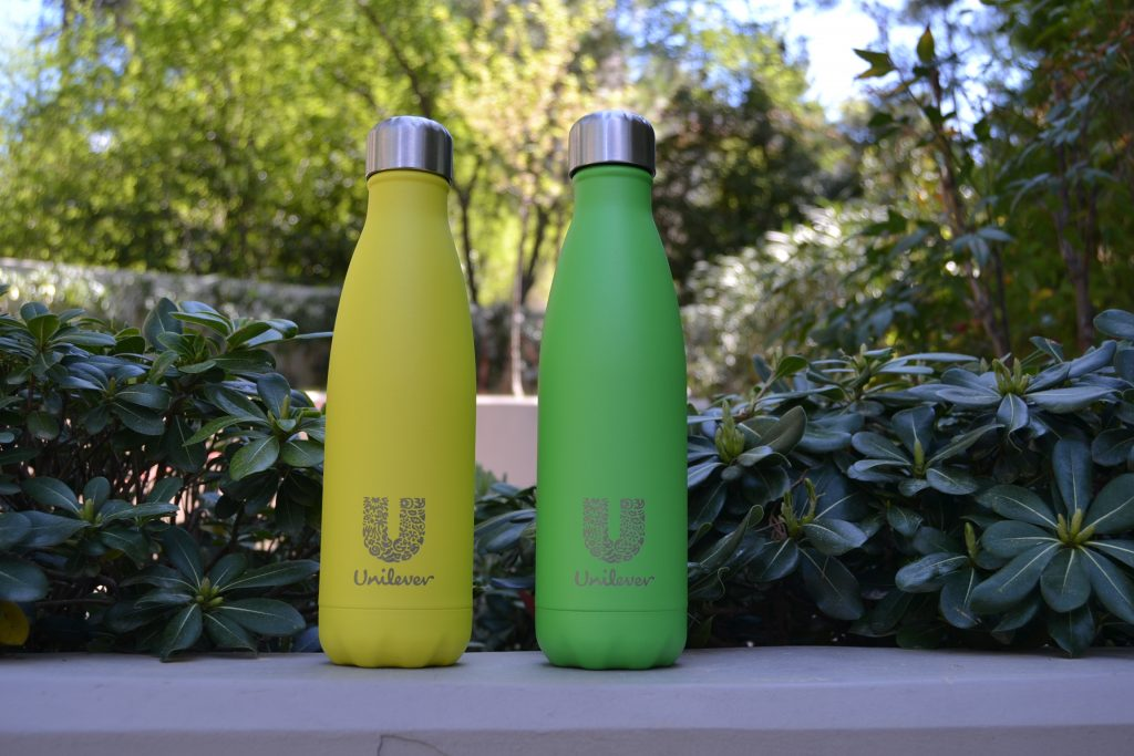 Unilever Ice creams Chillys Bottles