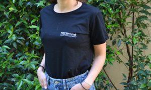 Unilever Tresemme βαμβακερή μπλούζα για προωθήτριες
