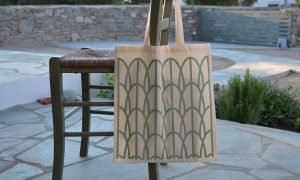 Begnis Catering cotton tote bag