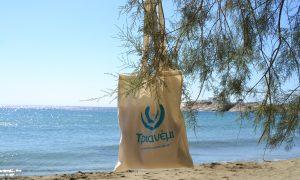 Trianemi cotton bag