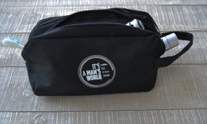 Unilever Mens Cosmetic Pouch