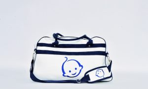 Mummy Bag with changing mat
