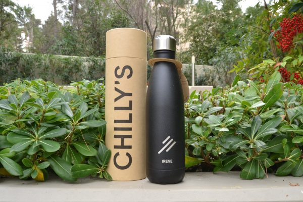 Rockets Path Chillys bottle with gift box