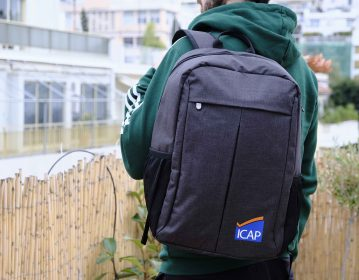 Icap, computer backpack 2